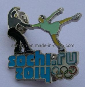 2014 Sochi Olympics Metal Souvenir Pin Badges pictures & photos