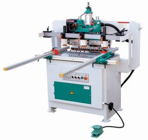Double Heads Multihole Drilling Machine (MZ7221)