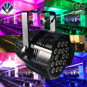 18X10W RGBW4in1 LED PAR Can Light pictures & photos
