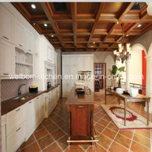 2016 Welbom Italy Style Solid Wood Kitchen pictures & photos