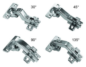 Special Angle Common Hinge