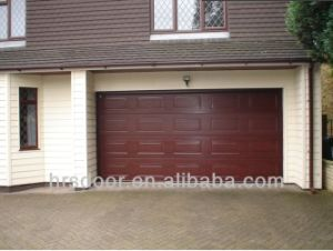 Sectional Garage Door /Cheap Garage Door/Garage Door Sales pictures & photos