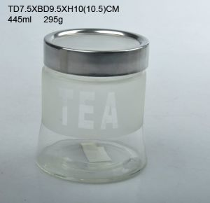 Glass Storage Bottle (02-0016-11-A2) pictures & photos