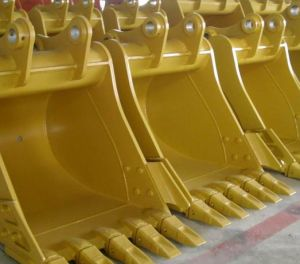 Hydraulic Excavator Buckets pictures & photos