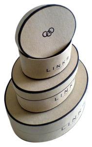 Lovely Paper Tube Box for Jewelry (YY-B0143) pictures & photos