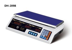 Electronic Weighing Scale Digital Price Scales (DH-209B) pictures & photos