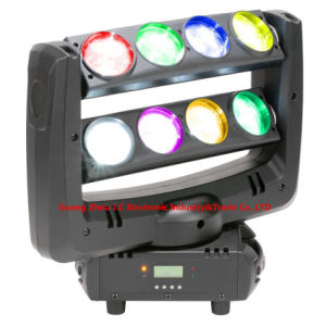LED Effect Light 8PCS Spider Moving Head Light pictures & photos
