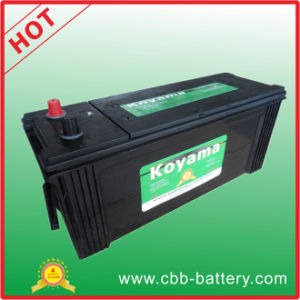 Heavy Duty Truck Sealed Maintenance Free Battery 62034 12V120ah pictures & photos