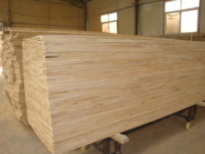 Paulownia Finger Jointed Panel, Paulownia Board pictures & photos