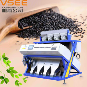 Vsee RGB Full Color Sesame Color Sorter pictures & photos