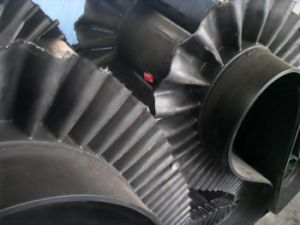 Sidewall Conveyor Belt S240-Tc220 Heat Resistant