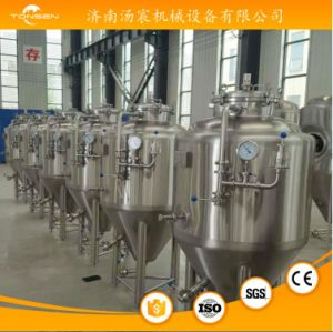 Customized Stainless Steel Dimple Cooling Conical Fermenter pictures & photos