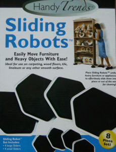 Sliding Robots