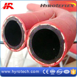 Manufacturer of High Temperature Fabric Reinforced Rubber Steam Hose Pipe pictures & photos