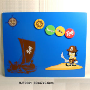 DIY Metal Billboard with Pirate Magnet pictures & photos
