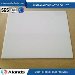 PMMA Acrylic Sheet 6mm Opaque White Plexiglass pictures & photos
