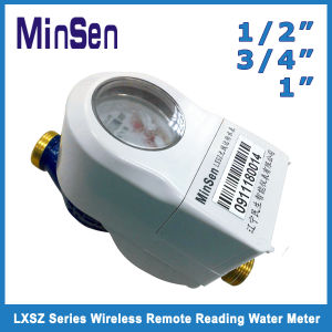 Wireless Water Meter pictures & photos