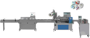 High Quality China Individual Roll Packing Machine (SAN-TL-R) pictures & photos