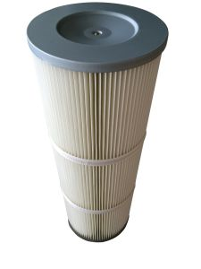 230*660mm Industrial Polyester /PE Air Filter Cartridge pictures & photos