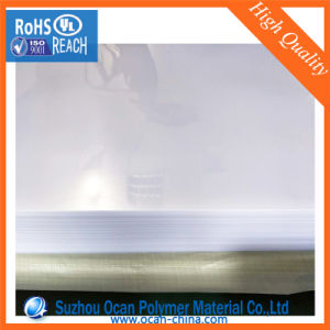 3.0mm Thick Transparent PVC Sheet Solid PVC Board pictures & photos