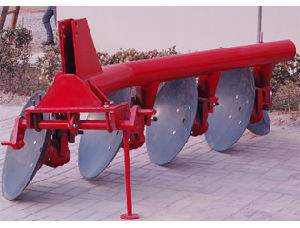 Plow (1LYX Disc Plough)