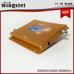 Dual Band Signal Repeater GSM 4G Lte Mobile Signal Booster pictures & photos