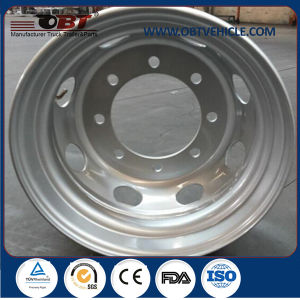 Truck Bus Stainless Tubeless Steel Wheel Rims 7.50-20 pictures & photos