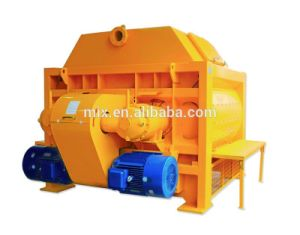 High Quality Ce Certified Mini Mixer Double Horizontal Shafts Concrete Mixer (KTSA4500) pictures & photos