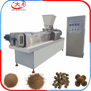 Automatic Extruded Fish Food Extruder pictures & photos