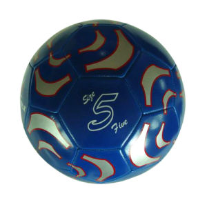 Machine Stitched PVC Football (XLFB-059)