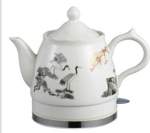 1.0L Ceramic Automatic Electric Kettle (1013)
