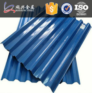 Building Materials High-level Colorful Steel Roofing Tile pictures & photos
