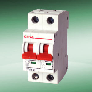 Gym4-63 Mini Circuit Breaker (L7 old type 2P)
