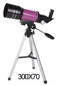300X70 Kids Student 70mm Aperture Astronomical Telescope (A4/300X70M) pictures & photos