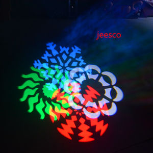 Newest 4*3W LED Effect Gobo Light / Stage Light / Nightclub Light pictures & photos