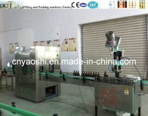 Metal Cap Screw Capping Machinery pictures & photos