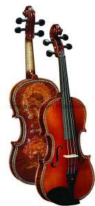 Advanced Flamed Violin (LCV400-2)
