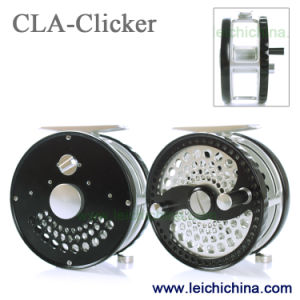 Machine Cut Cork Drag CNC Chinese Classic Fly Reel pictures & photos