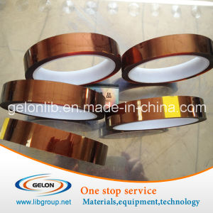 Li Ion Battery Material High Temperature Tape for Sealing Tabs (GN-T) pictures & photos