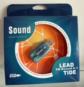 USB Sound Card (SI-588)