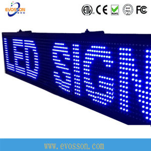 Energy Saving Portable LED Scrolling Display for Store Advertising pictures & photos