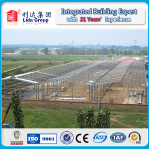 Steel Structure Warehouse and Workshop (PEB) pictures & photos