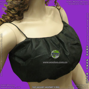 Disposable Non-Woven Bra (WH - GN) pictures & photos