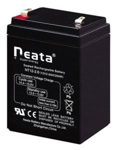 12v 2.6ah Battery for Vacuum Cleaner (NT12-2.6)