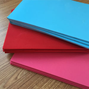 Bright Color Soft Cross Linked PE Foam for Packaging pictures & photos