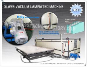 EVA Glass Vacuum Laminated Machine pictures & photos