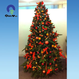 Recycled Material PVC Rigid Film for Christmas Tree Leaves pictures & photos
