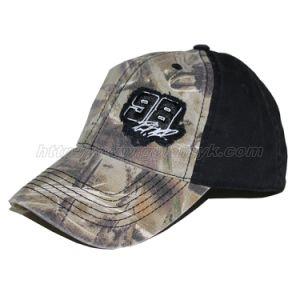Custom Cheap Blank Sports Baseball Cap (OKX09-0002) pictures & photos