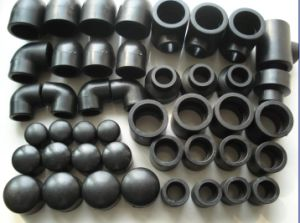 HDPE Pipe Fittings Elbow Tee pictures & photos