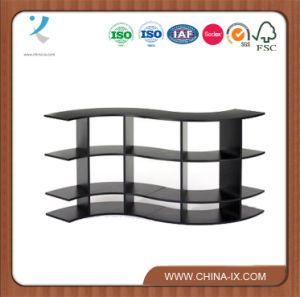 5′ Wide X 2.5′ Tall Wave Contour Display Rack pictures & photos